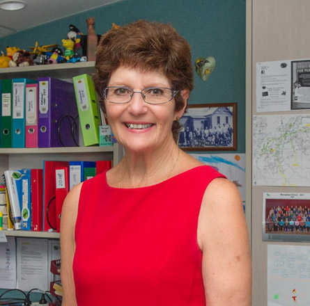 Sue Horne Principal Maungatapu School